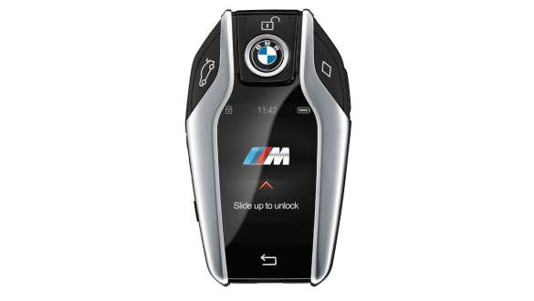 مفتاح BMW Display Key في سياراتBMW X5 M