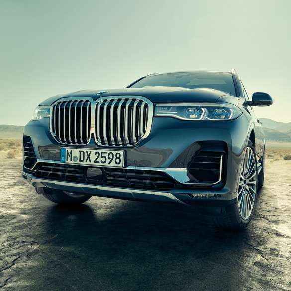 Bmw X7 The Sav Of The Luxury Class Bmw Mecom