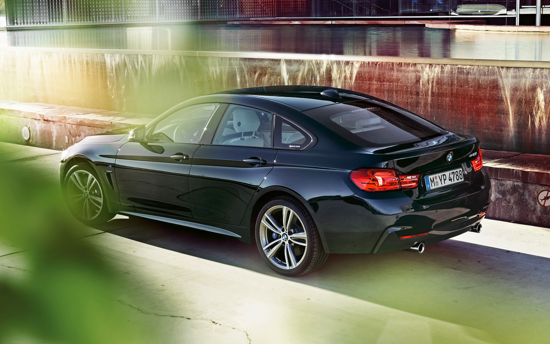 BMW 4 Series Gran Coupe Images Videos