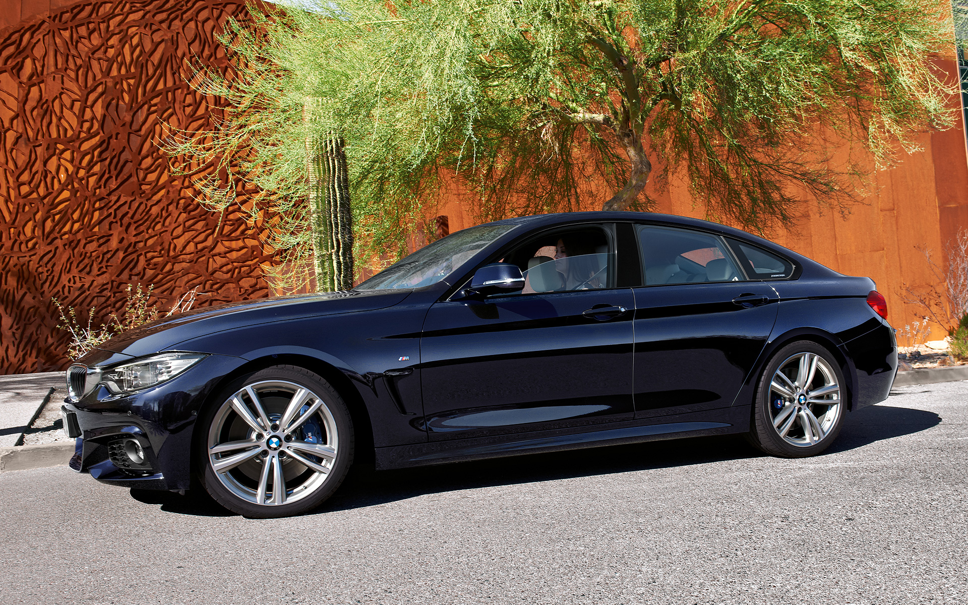 Bmw 4 series gran coup images videos for Bmw 4er gran coupe m paket