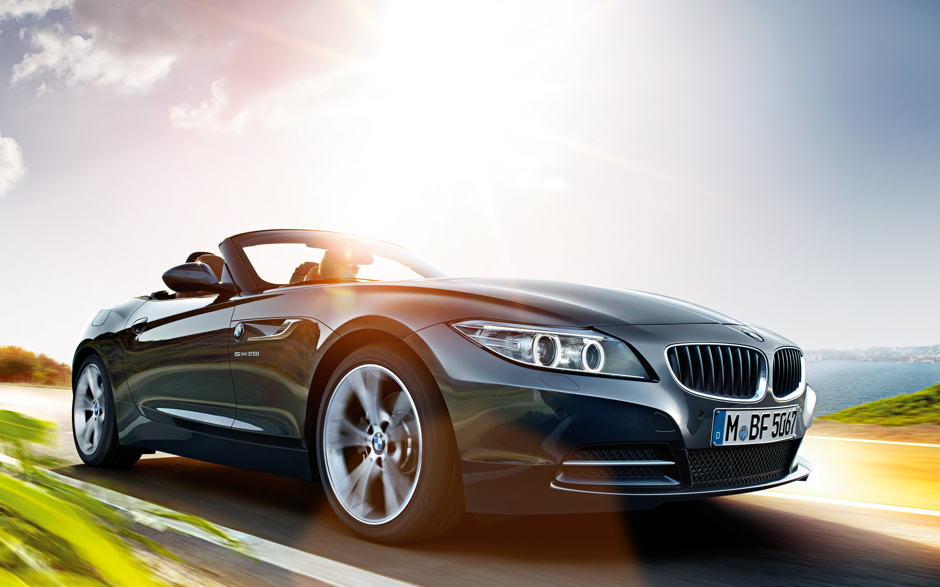 Bmw Z Series Bmw Z4 Roadster Images Videos