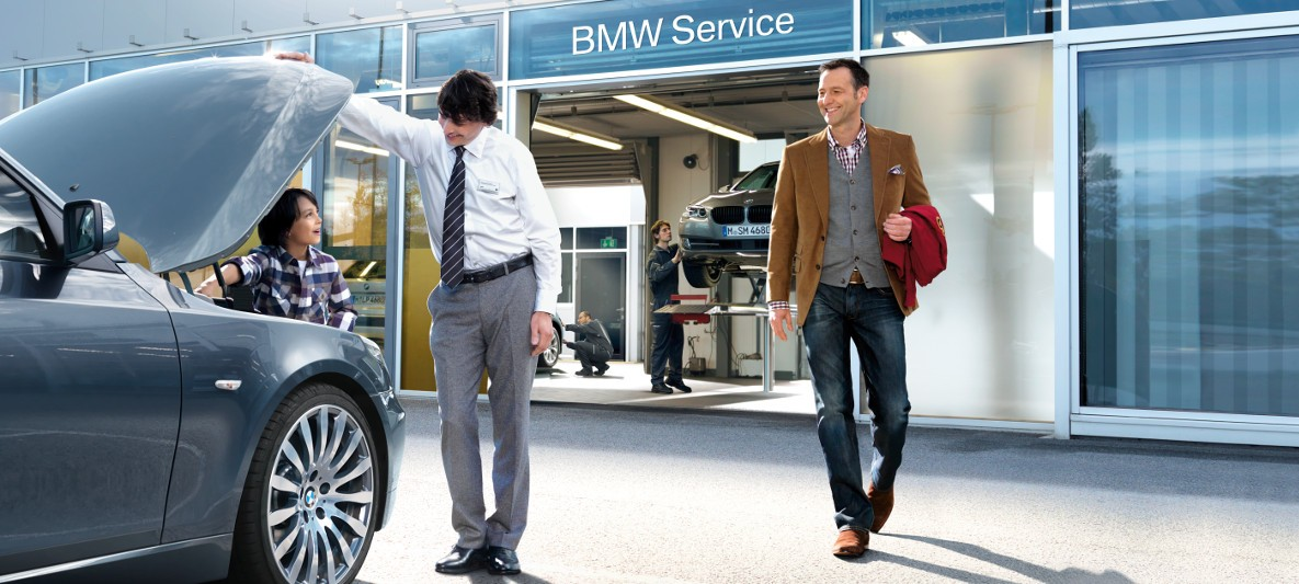 BMW Personal Services : BMW Service Inclusive